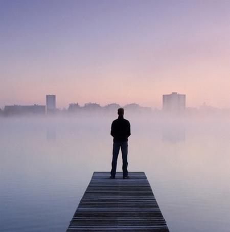 Cik vientuļš var justies cilvēks