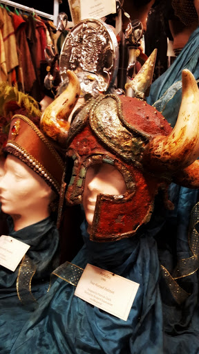 Helmets at the Stratford Festival Costume Warehouse. From Visiting Stratford, Ontario? The first thing you need to do...