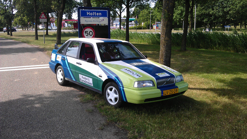 Volvo Rally in Holten