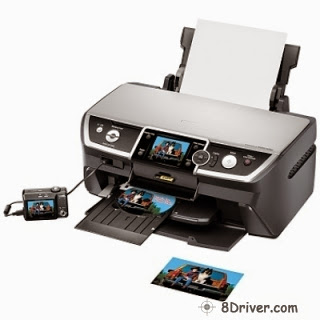 Download Epson Stylus Photo R380 Ink Jet printer driver and install guide
