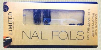 foils nail