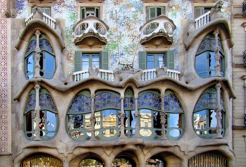 Семь чудес Барселоны