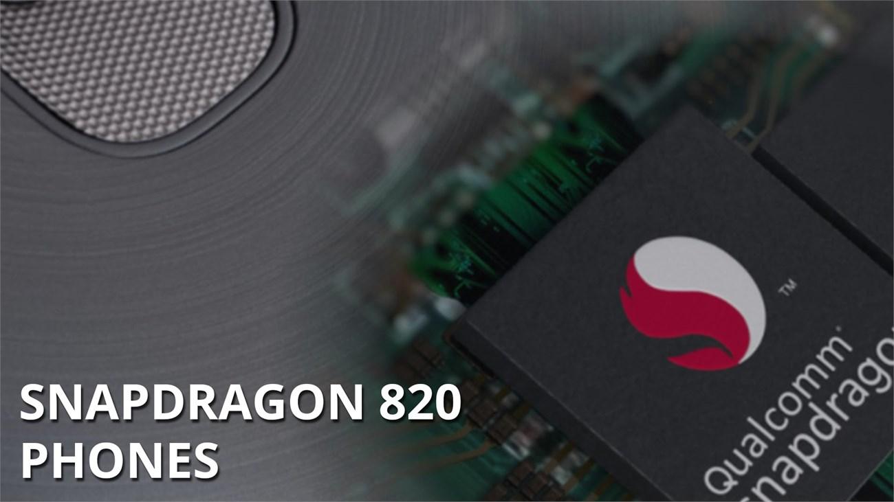 Bạn đã sẵn sàng sở hữu những smartphone chạy chip Snapdragon 820?
