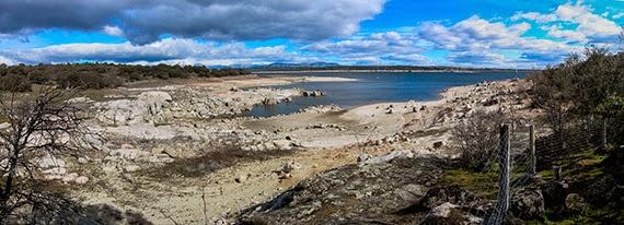 Vuelta al embalse de Valmayor, sábado 24 de enero 2015 ¿Nos acompañas?