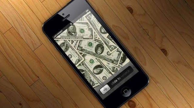 الربح من التطبيقات علي الانترنت