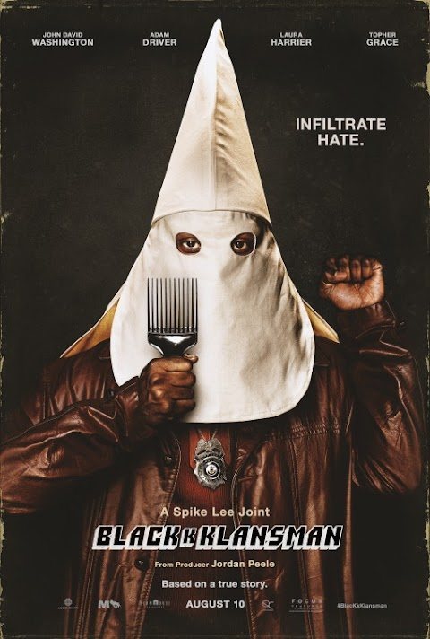 Film önerisi: BLACKkKLANSMAN İnceleme Ve Yorum (İMDb: 7.5/10)