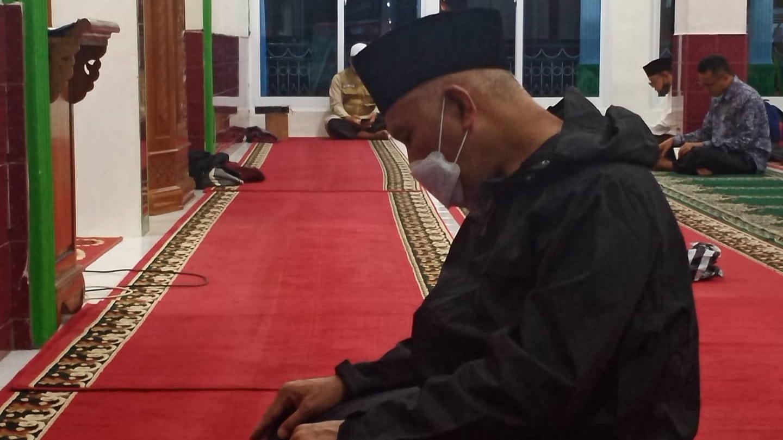 Agar Dapat Keberkahan, Gubernur Sumbar Ajak Warganya  I'tikaf di Bulan Ramadan
