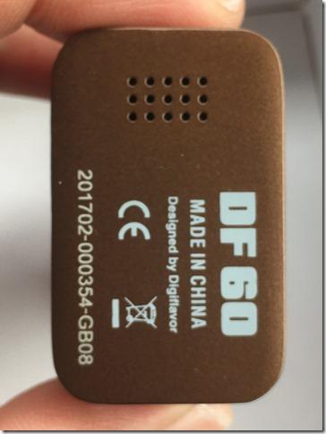IMG 8837 thumb1 - 【オシャレ系ビルトイン型スターターキット】DIGIFLAVOR Wild Fire Kit(デジフレーバー・ワイルドファイアキット)【レビュー】~カッコイイんだけどもうちょっと容量があったらな~(o'3'o)編~