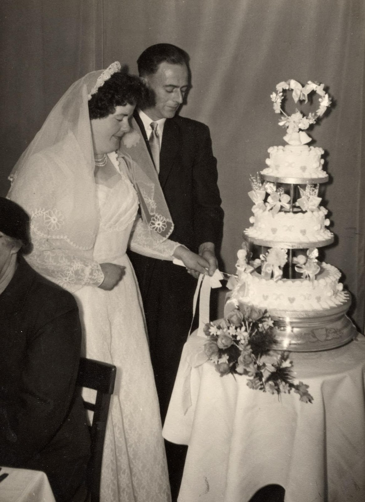 in today are 1960s wedding