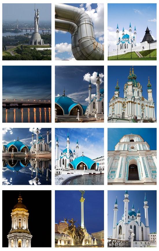 Stock Photo: Architecture and design