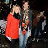 OIC - ENTSIMAGES.COM - Sarah Hadland and Miranda Hart at the My Night with Reg press night at the Apollo Theatre London 23rd January 2015  Photo Mobis Photos/OIC 0203 174 1069