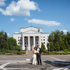 Wedding photographer Anton Gidrovich (antongidrovich). Photo of 12.02.2016