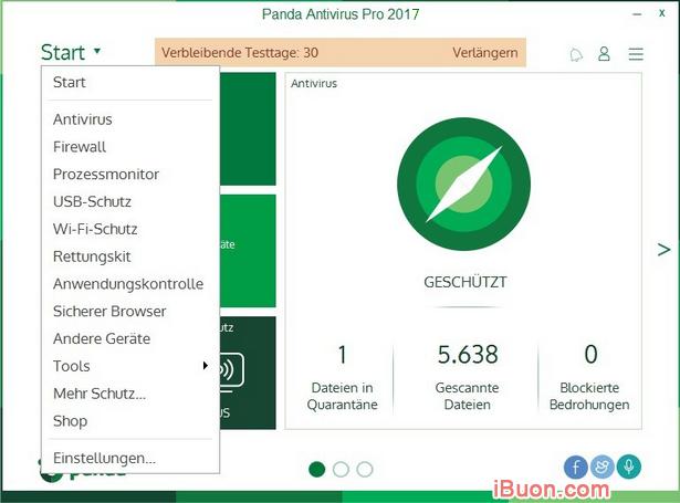 Tải Panda Antivirus Pro 2017 - Ứng dụng diệt virus trên Windows + Hình 2