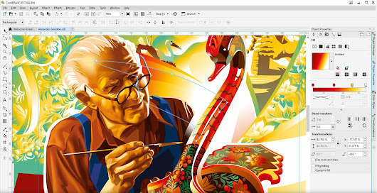 Corel Draw X7 Full Version Software for Windows PC Free Download