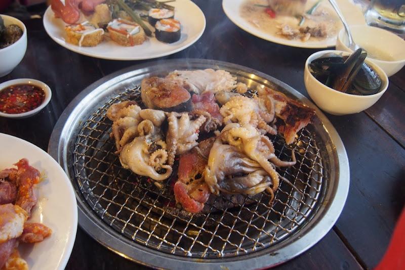Aurora BBQ Buffet, Nha Trang