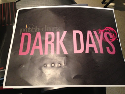 Pitch Dark Days Tour Giveaway