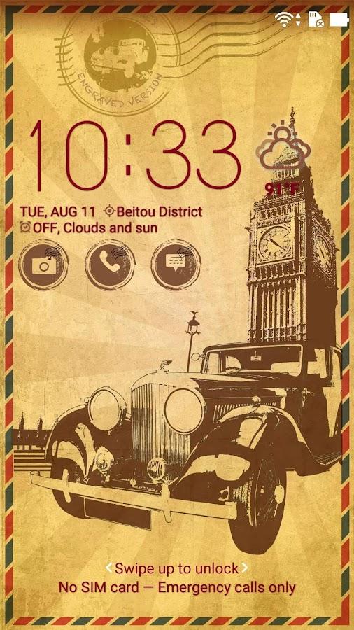Retro ASUS ZenUI Theme  screenshot. Retro ASUS ZenUI Theme   Android Apps on Google Play