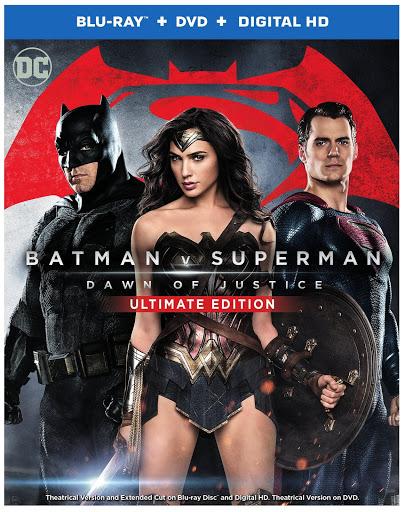 Batman v Superman Dawn of Justice (2016) Ultimate Edition : แบทแมน ปะทะ ซูเปอร์แมน แสงอรุณแห่งยุติธรรม