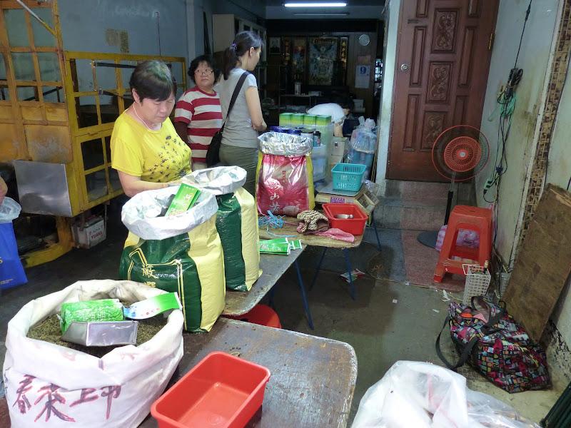 Danshui et une impressionnante collection de moules à gâteaux - P1240751.JPG
