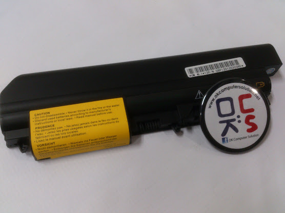 New Battery For IBM Thinkpad R61