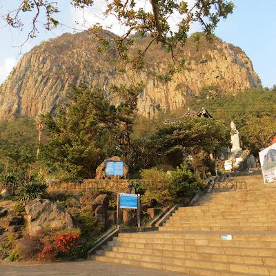 Mt. Sanbangsan