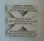Monument Friso Van Hoorn