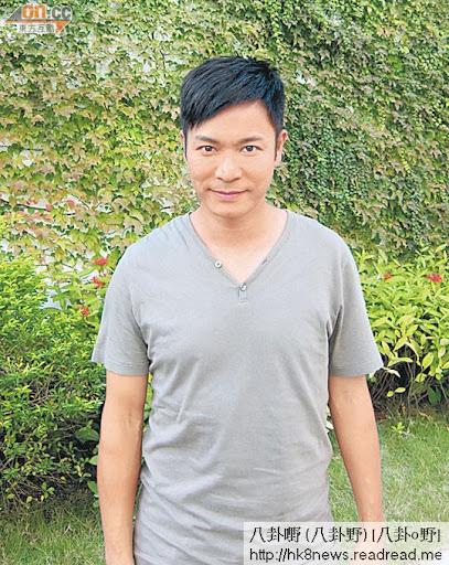 郭晉安笑言很怕做律師,因太多法庭台詞要記。