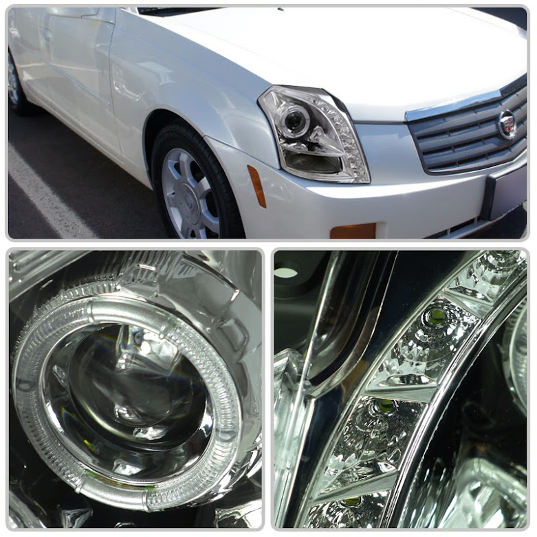 concepts formerly prism kits by halo profile cadillac products colormorph headlight headlights led cts headli