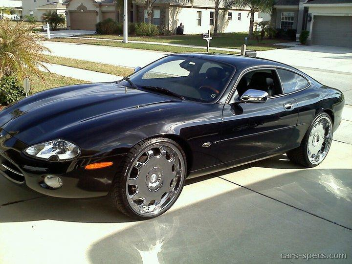 2001 Jaguar XK-Series Coupe Specifications, Pictures, Prices