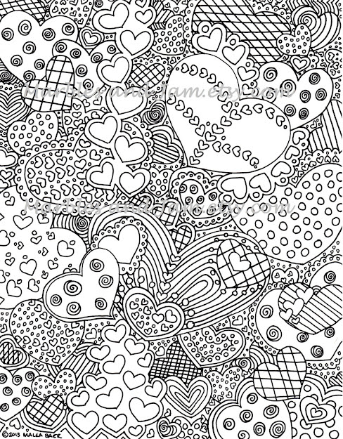 Printable Adult Colouring Sheets Zoom