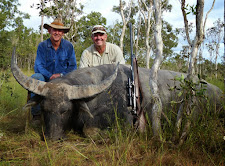 Ray Gonzales, USA with a pretty bull, taken with a 458 win mag during May