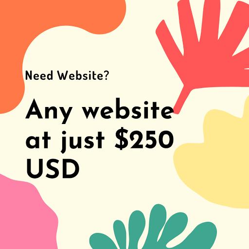 Any website