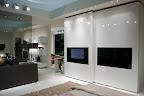 armadio scorrevole DAMA con tv