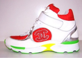 Chanel spring/summer 2012 Gym shoe
