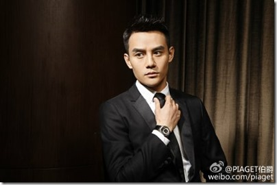 2016.01.12 Wang Kai X PIAGET 王凱 X 伯爵 10