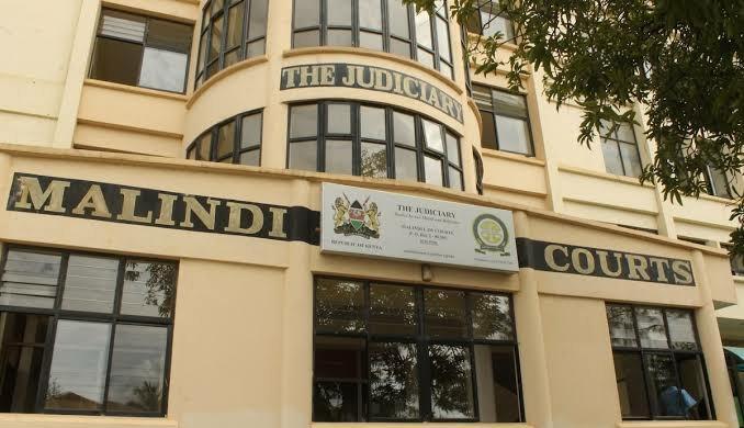 Malindi high court, Kilifi county. PHOTO | BMS