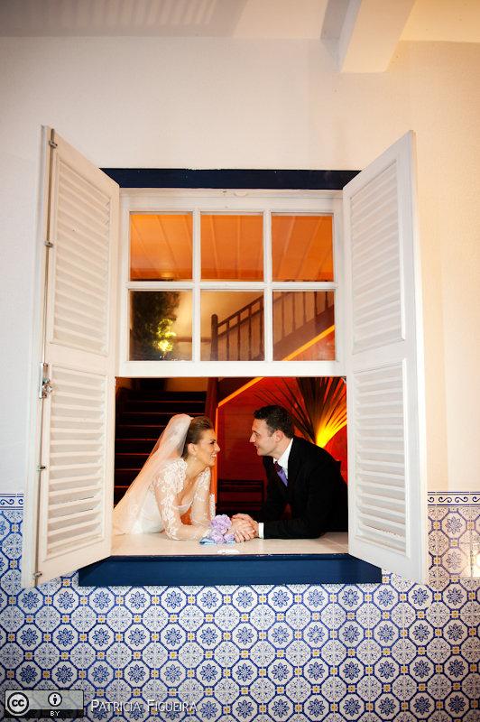 Foto de casamento 1477 de Christiane e Omar. Marcações: 17/12/2010, Casamento Christiane e Omar, Rio de Janeiro.