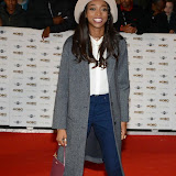 WWW.ENTSIMAGES.COM -     Little Simz   arriving at   MOBO Awards 2014 at SSE Arena Wembley October 22nd 2014Annual awards show recognising the best in urban music which is supported by HTC Photo Mobis Photos/OIC 0203 174 1069