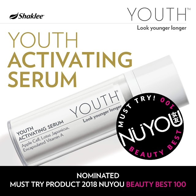 NUYOU vote Youth Activating Serum