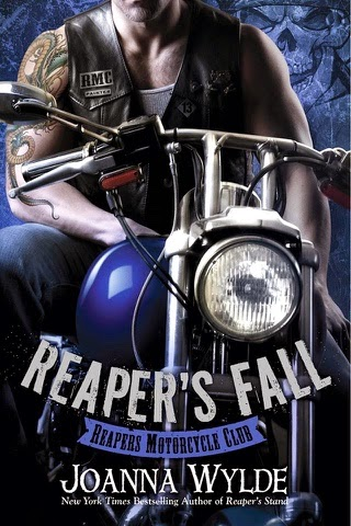 Surprise Cover Reveal: Reaper's Fall by Joanna Wylde
