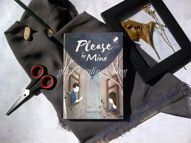 review novel please be mine