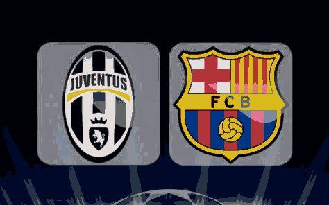 Juventus vs Barcelona Champions League Match Highlight