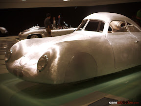 1939 Porsche Body Typ 64, the forefather of all Porsches.