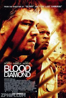 Kim Cương Máu - Blood Diamond (2006) Poster