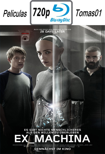 Ex Machina (2015) (BRRip) BDRip m720p