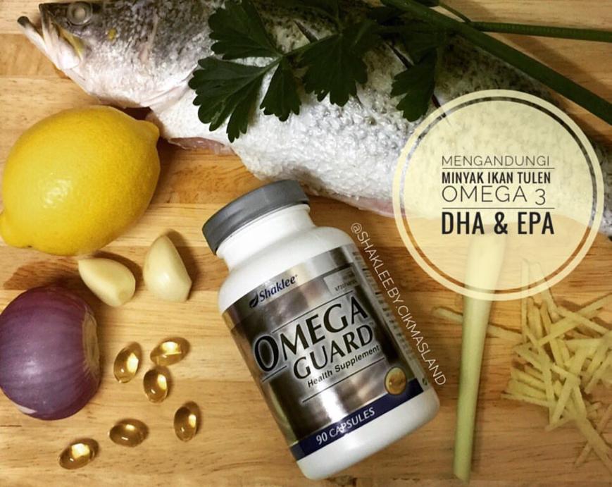 omega gurad untuk asma