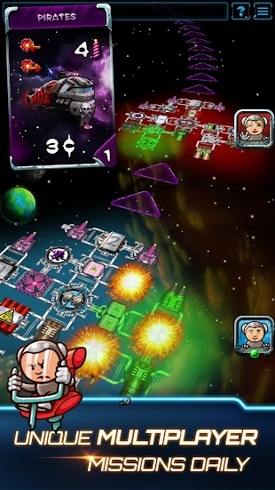 Galaxy Trucker- screenshot thumbnail