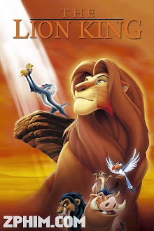 Vua Sư Tử - The Lion King (1994) Poster