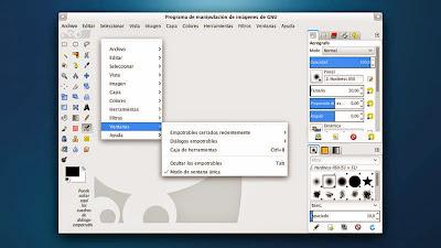 Instalando GIMP 2.8.6 en Ubuntu 13.04