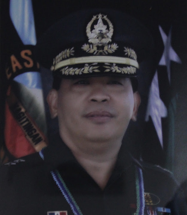 MGEN ARMANDO L CUNANAN AFP (07 MAY 2008 TO 21 JAN 2009)